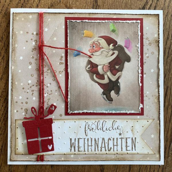 Weihnachtskarte Art.-Nr. 2002