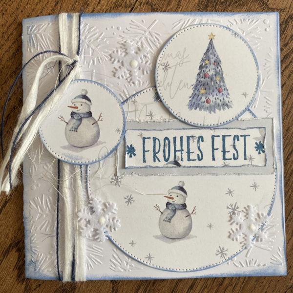 Weihnachtskarte Art.-Nr. 2004