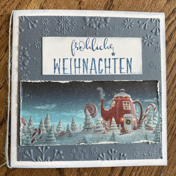Weihnachtskarte Art.-Nr. 2008