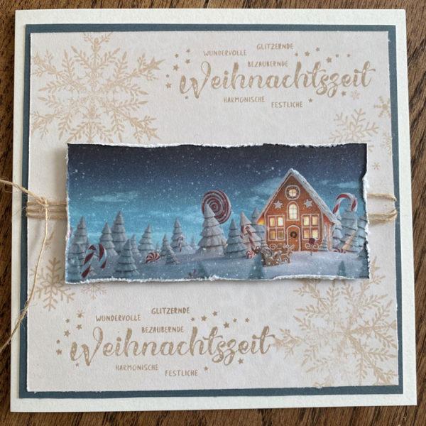 Weihnachtskarte Art.-Nr. 2009