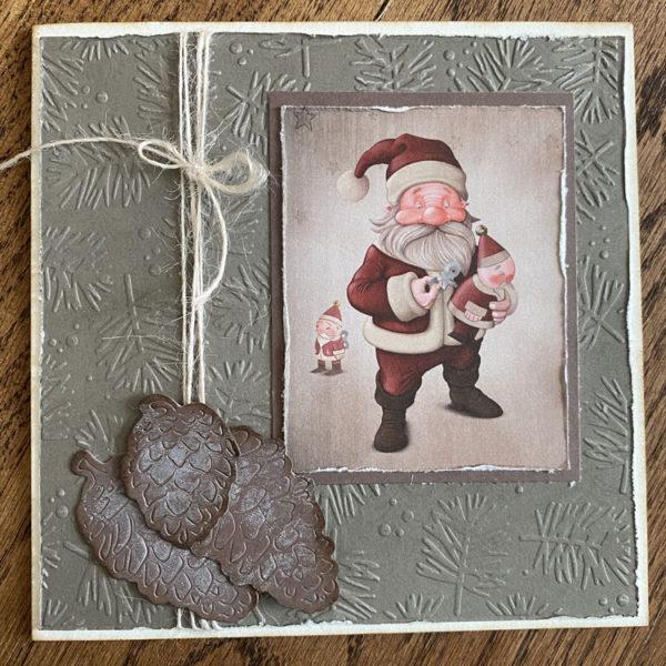 Weihnachtskarte Art.-Nr. 2010