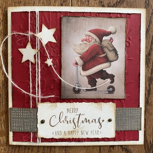 Weihnachtskarte Art.-Nr. 2013