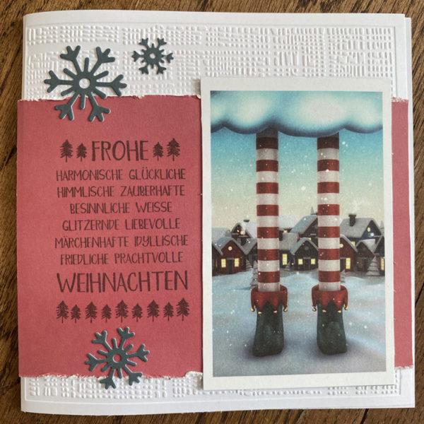 Weihnachtskarte Art.-Nr. 2014