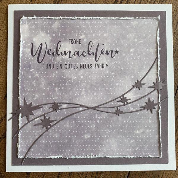 Weihnachtskarte Art.-Nr. 2019