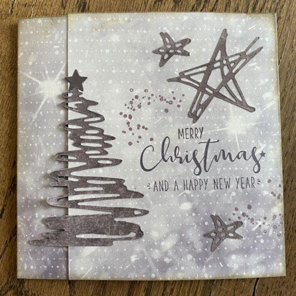 Weihnachtskarte Art.-Nr. 2020