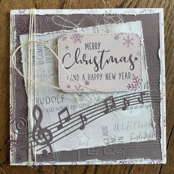 Weihnachtskarte Art.-Nr. 2021