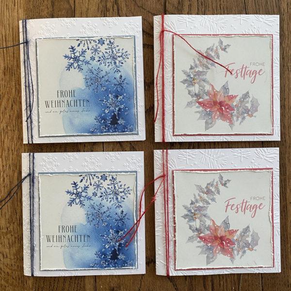 Weihnachtskarten-Set Art.-Nr. 2026